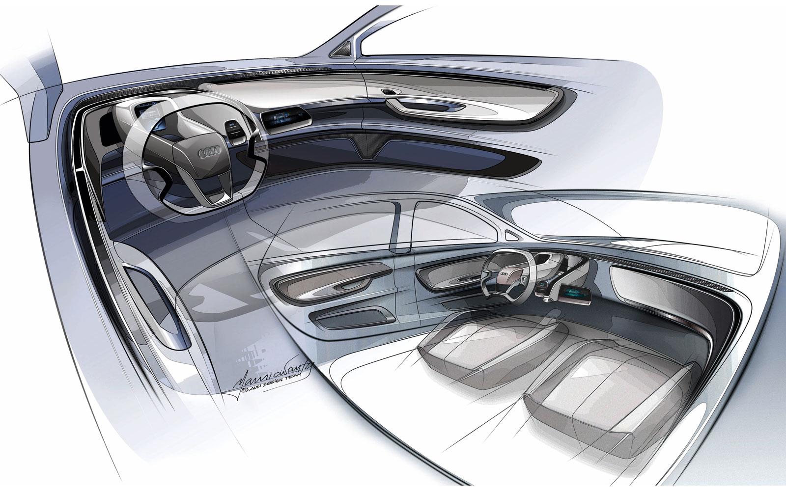 Audi A2 Concept Preview