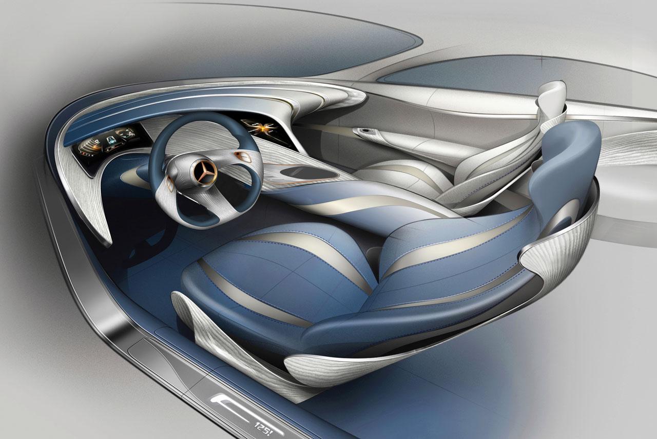 Mercedes-Benz F 125! Concept