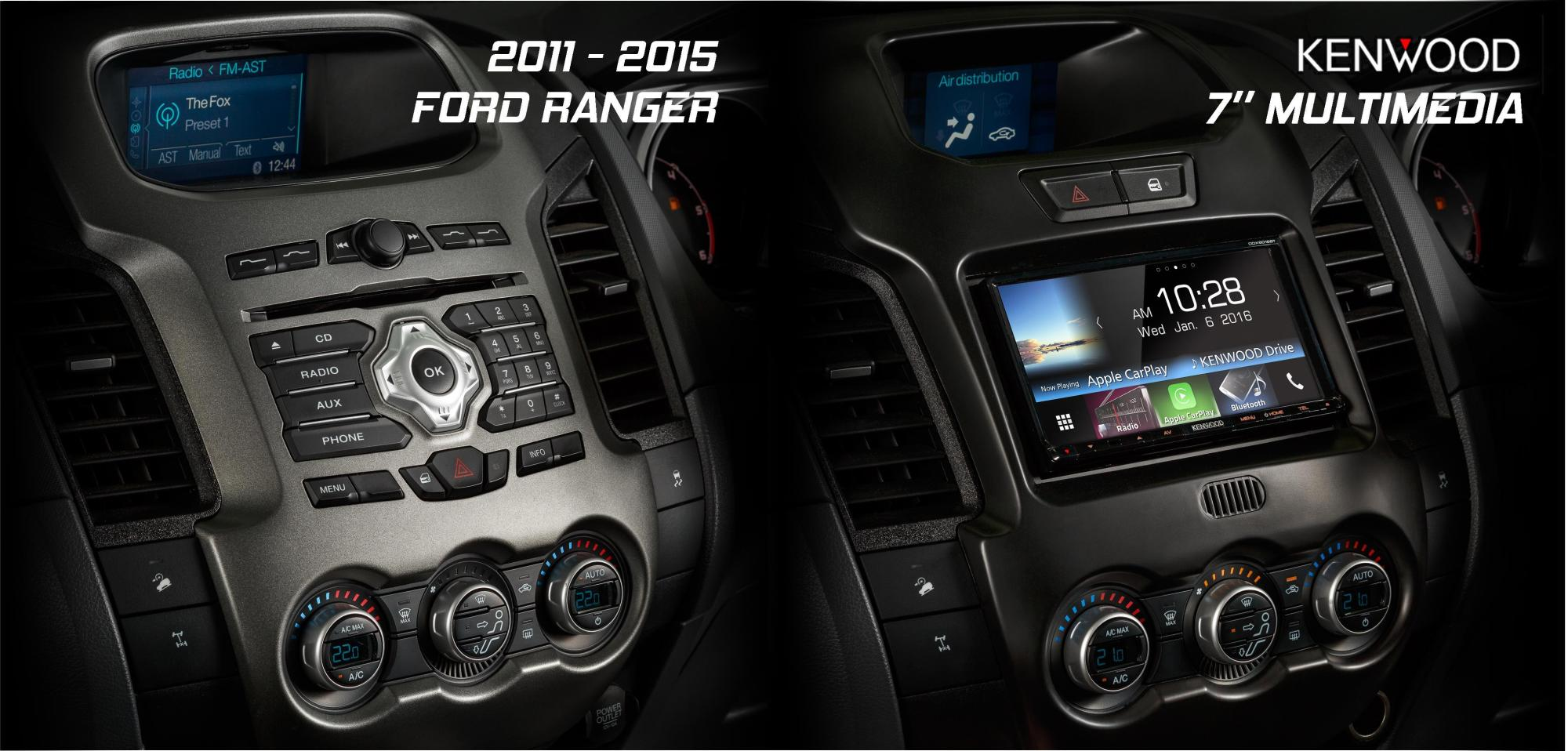 hight resolution of ford ranger px1 stereo replacement