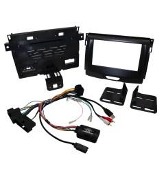 facia kit for ford ranger px2 [ 1400 x 1050 Pixel ]