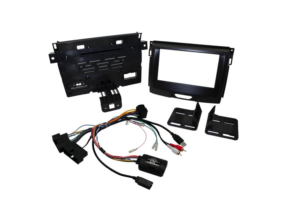 medium resolution of facia kit for ford ranger px2