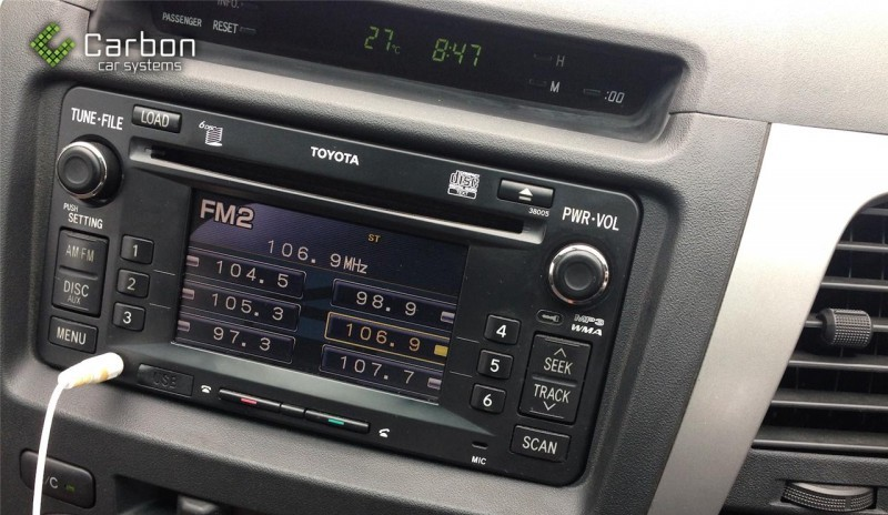 Toyota Hilux Cd Player Wiring Diagram