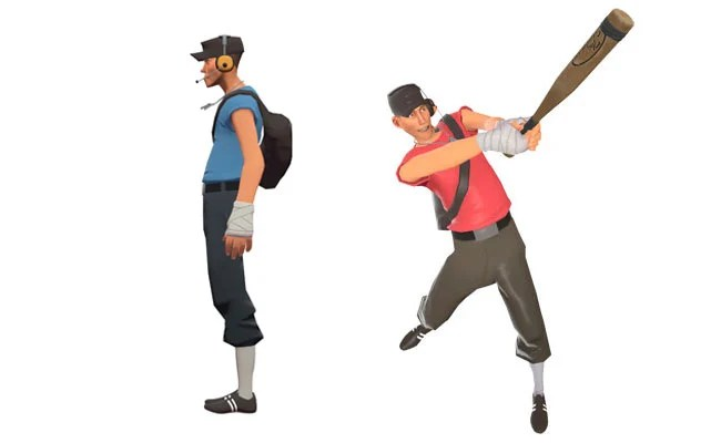 tf2 scout costume diy