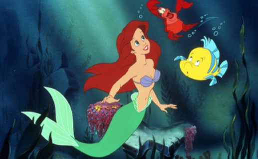 Image result for ariel the little mermaid
