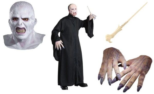 Voldemort Carbon Costume DIY Guides for Cosplay