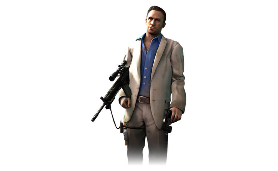 Nick From Left 4 Dead Costume DIY Guides For Cosplay