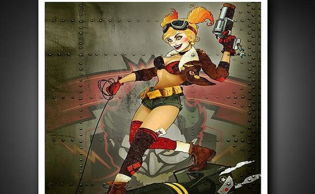 Bombshell Harley Quinn Costume  DIY Guides for Cosplay