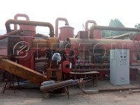 Carbonization Furnace for Making Charcoal - Continuous ...
