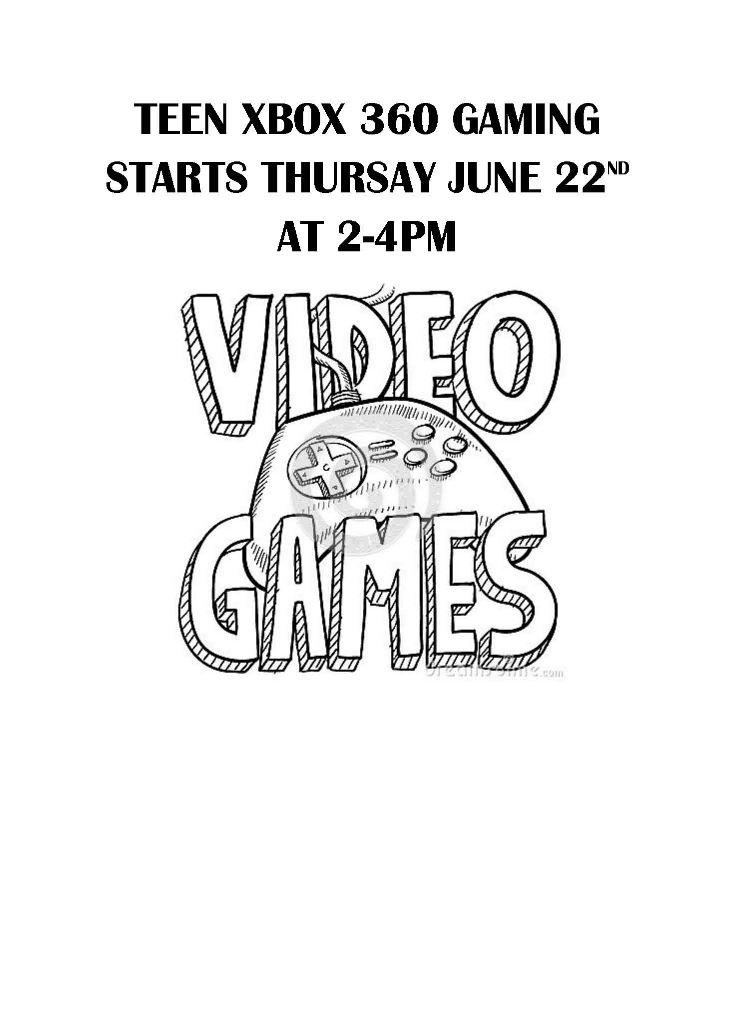Video Games The Saratoga Library Carbon County Library