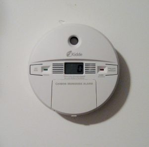 carbon monoxide detection systems