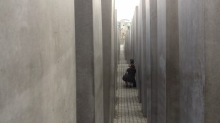 Architectural Recorder: Capturing the restlessness of architect Peter Eisenman's Memorial to the Murdered Jews of Europe, completed in 2004 in Berlin