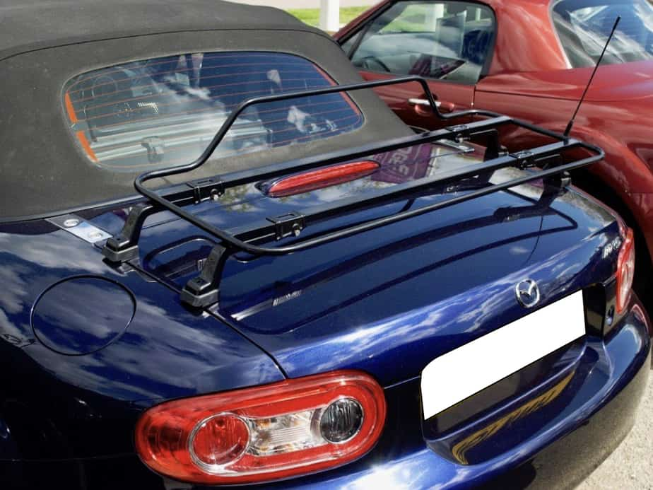 car boot rack