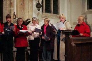 Carol singing - Buckingham Lodge @ Buckingham Lodge Residential Home