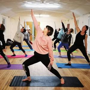 Yoga with Debbie, Yogavision @ Carbrooke Village Hall