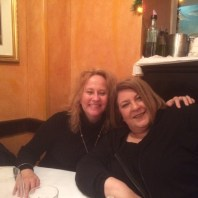 OTB and Maria at Angelo's
