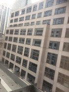 Our Building (from the laundry room)