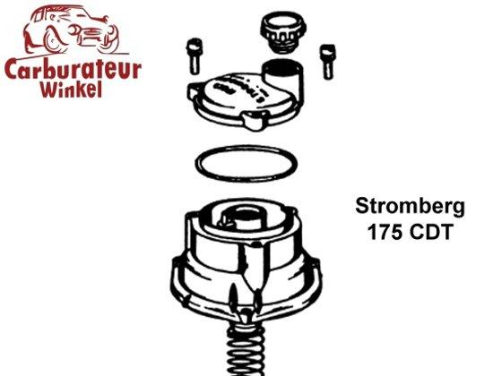Stromberg 175 TCDT Carburateur Onderdelen en Revisiesets
