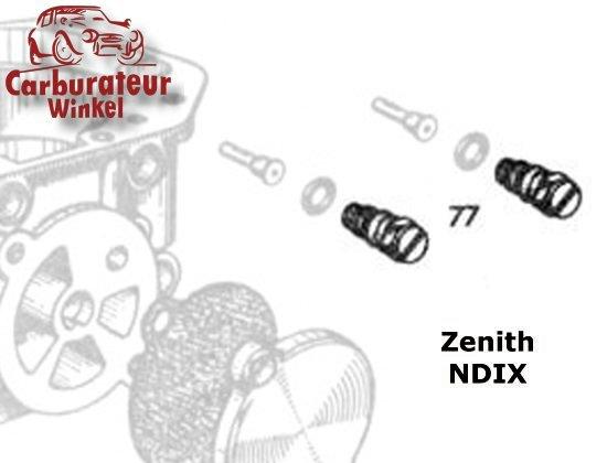 Zenith Gekalibreerde Onderdelen
