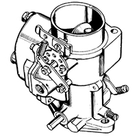 Kits Index by Carburetor Manufacturer and Model