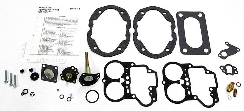 CK228 Carburetor Kit for Holley 6510C