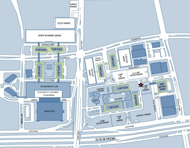 Greenway Plaza map Carbutler