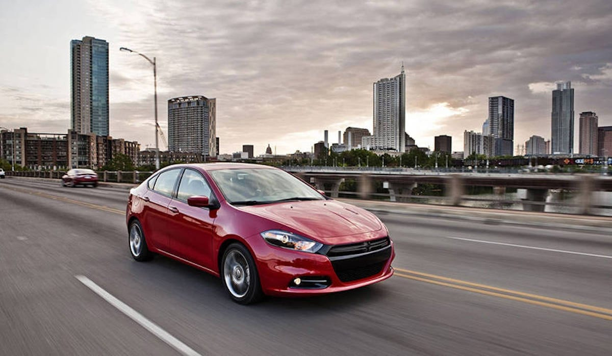 What Do Each of the 2016 Dodge Dart's Package Options Offer?