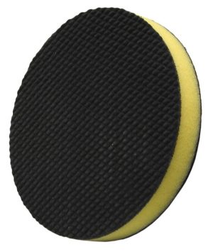 yellow clay pad
