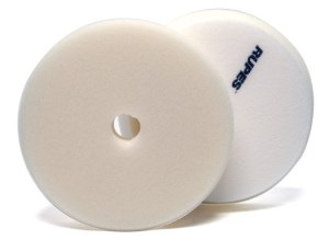 RUPES 7 WHITE ULTRA FINE FOAM PAD