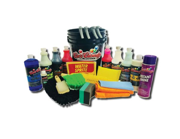 Detailers Delight Essentials Kit