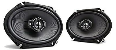 Kenwood KFC-C6895PS 6x8 Oval Custom Fit 3-Way Speaker