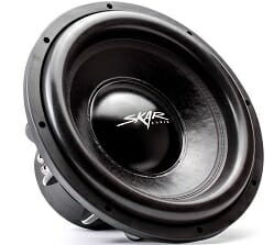 Skar Audio EVL15 D4 15-Inch Car Subwoofer