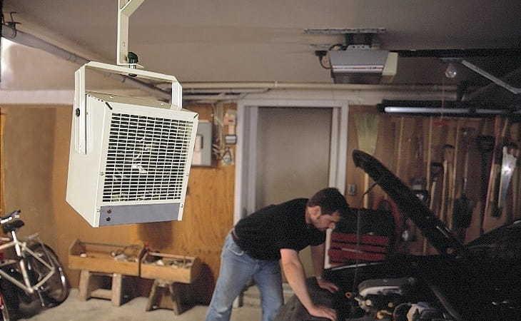 Best Heater For Workshop