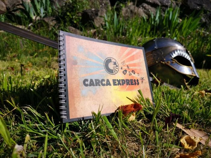 carnet carca express incentive à la cité de carcassonne
