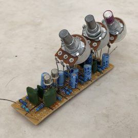 Foxx Tone Machine perf board top scaled