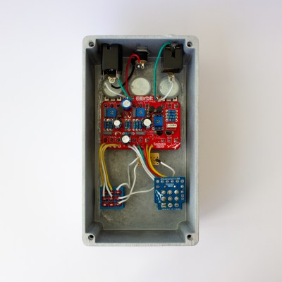 Orbit Model T Preamp gutshot
