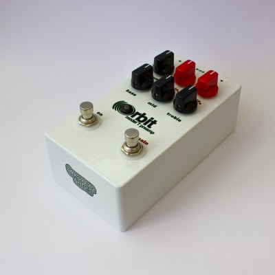 Orbit Model T Preamp side