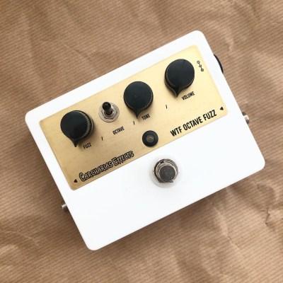 WTF Octave Fuzz Foxx Tone Machine clone front