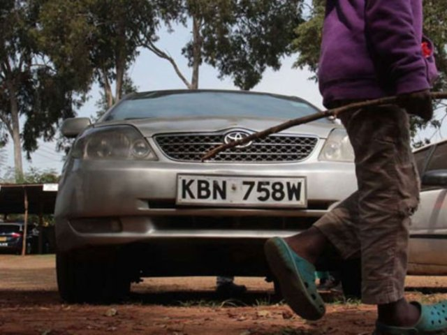5 arrested as police bust Central region car theft syndicate
