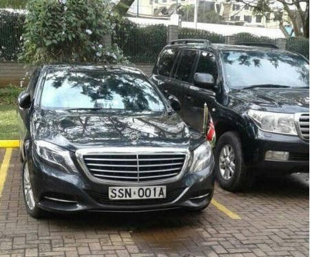 Speaker Ken Lusaka to pay Sh2.4m for six months car hire