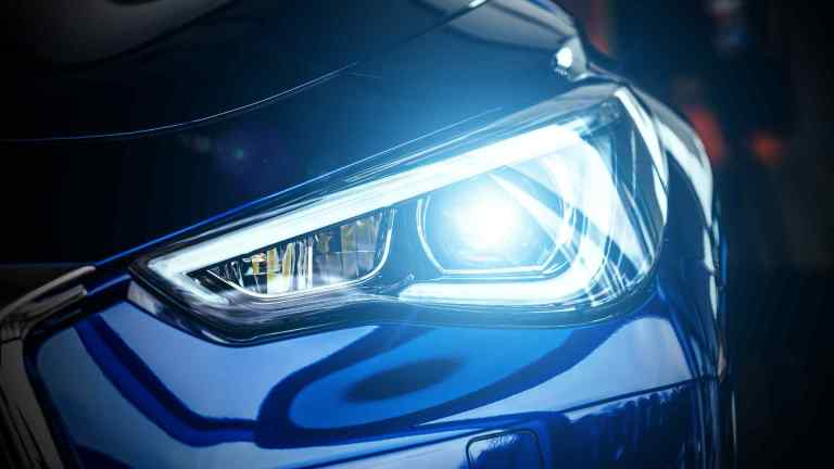 LED vs Halogen Headlights