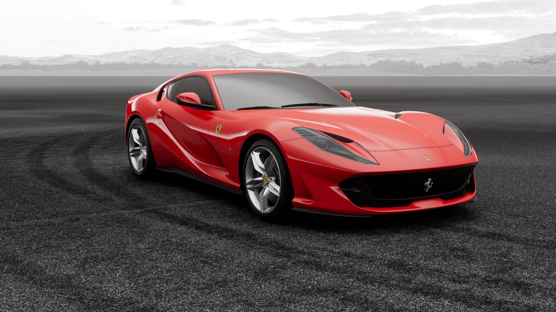 812 Superfast Configurator  Ferrari Official Car Configurator