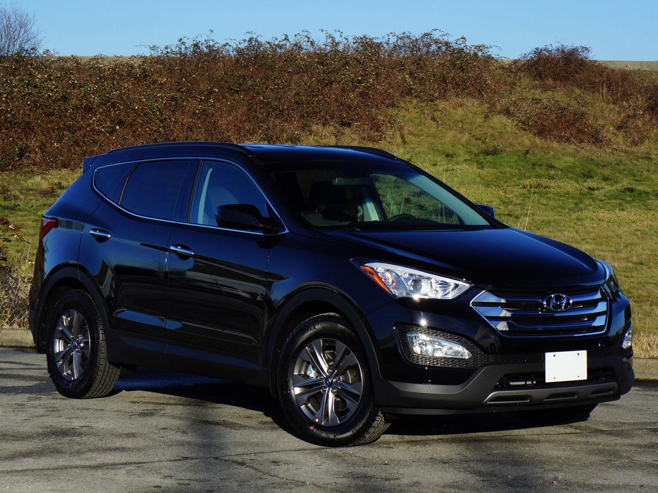 hight resolution of 2014 hyundai santa fe sport 2 4 premium awd road test review carcostcanada
