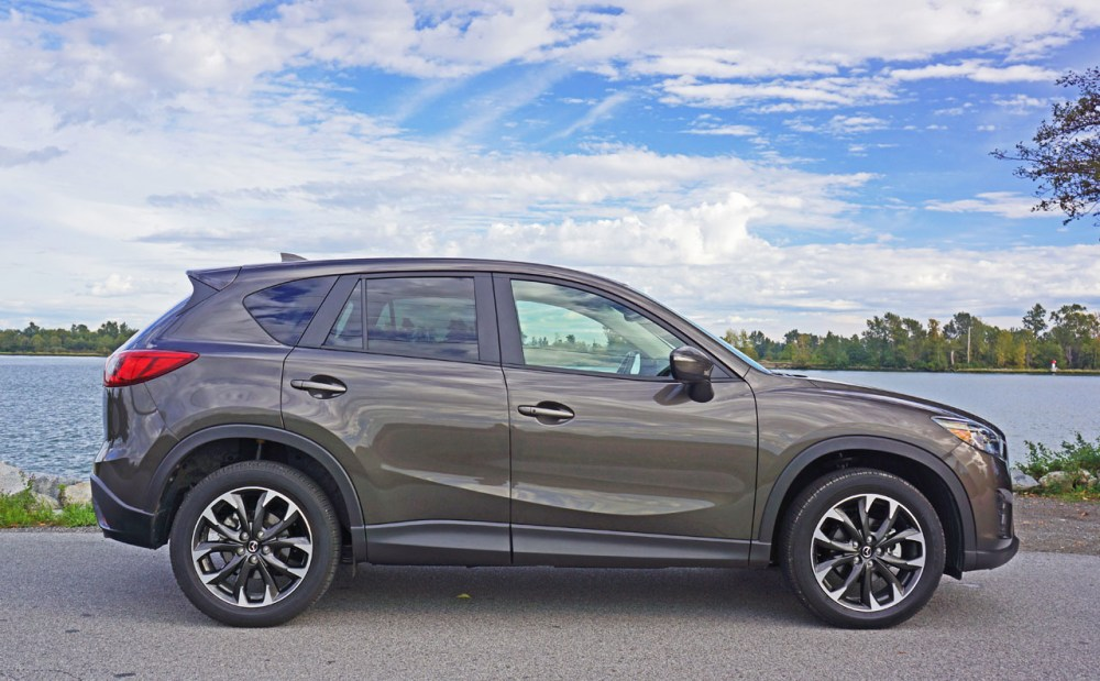 medium resolution of 2016 mazda cx 5 gt awd road test review