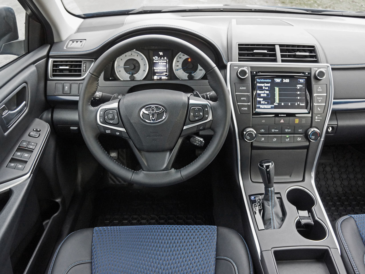 interior all new camry 2016 grand avanza toyota se special edition road test review