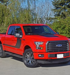 2016 ford f 150 xlt special edition sport supercrew v6 ecoboost 4x4 road test review [ 1280 x 960 Pixel ]