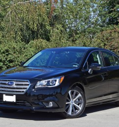 2017 subaru legacy 3 6r limited road test review [ 1280 x 960 Pixel ]