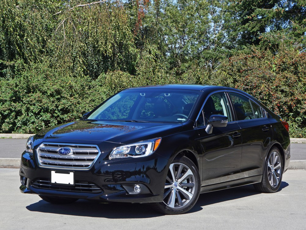 medium resolution of 2017 subaru legacy 3 6r limited road test review