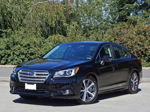 small resolution of 2017 subaru legacy 3 6r limited road test review