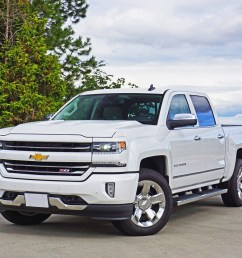 2016 chevrolet silverado 1500 crew cab short box 4wd ltz z71 road test review [ 1280 x 960 Pixel ]