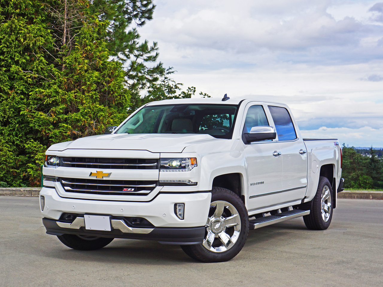 hight resolution of 2016 chevrolet silverado 1500 crew cab short box 4wd ltz z71 road test review